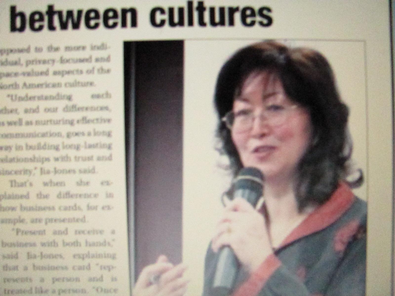 Cross-Cultural Biz in Hanover Post
