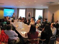 Cross-Cultural Biz conducted Cross-Cultural Training at Scotiabank headquaters, Scotia Plaza, Toronto