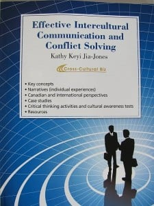 Effective Intercultural Communication and Conflict Solving, published by Nelson Education Ltd.