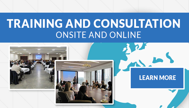 Training and Consultation - Onsite and Online