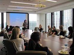 Cross-Cultural Biz training for Women in Capital Markets
