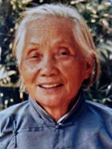 Grandma Liu Xi-Rong