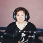 贾科一在加拿大国家广播公司工作时做双语记者 (中英文)